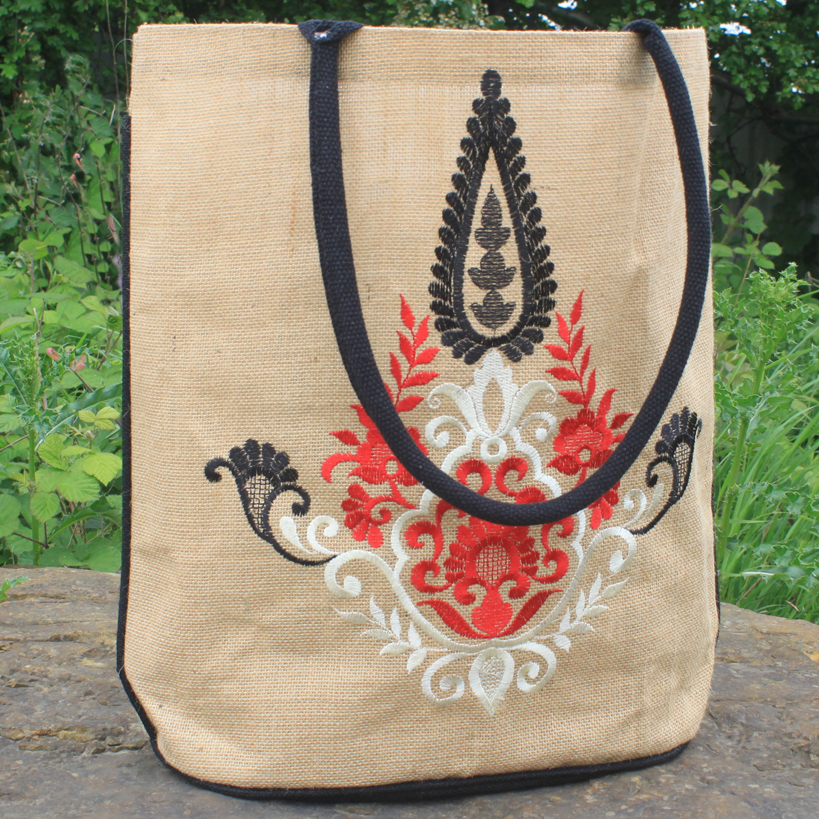 Jute Supermarket Shopping Bags