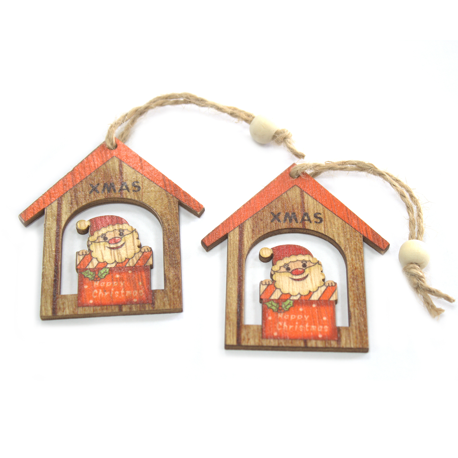 Christmas Wooden Craft Decorations